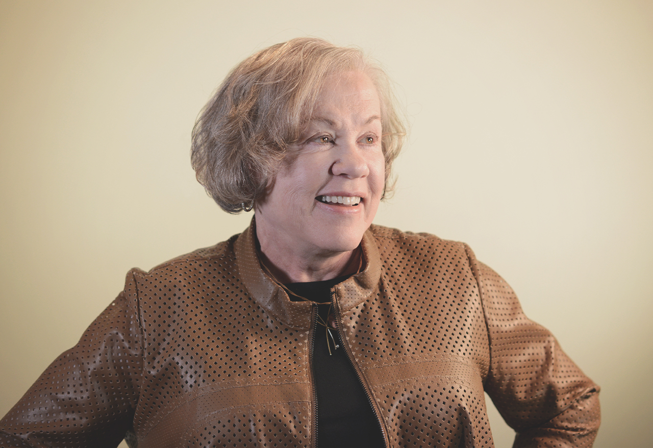 portrait of Joanne Obenauf