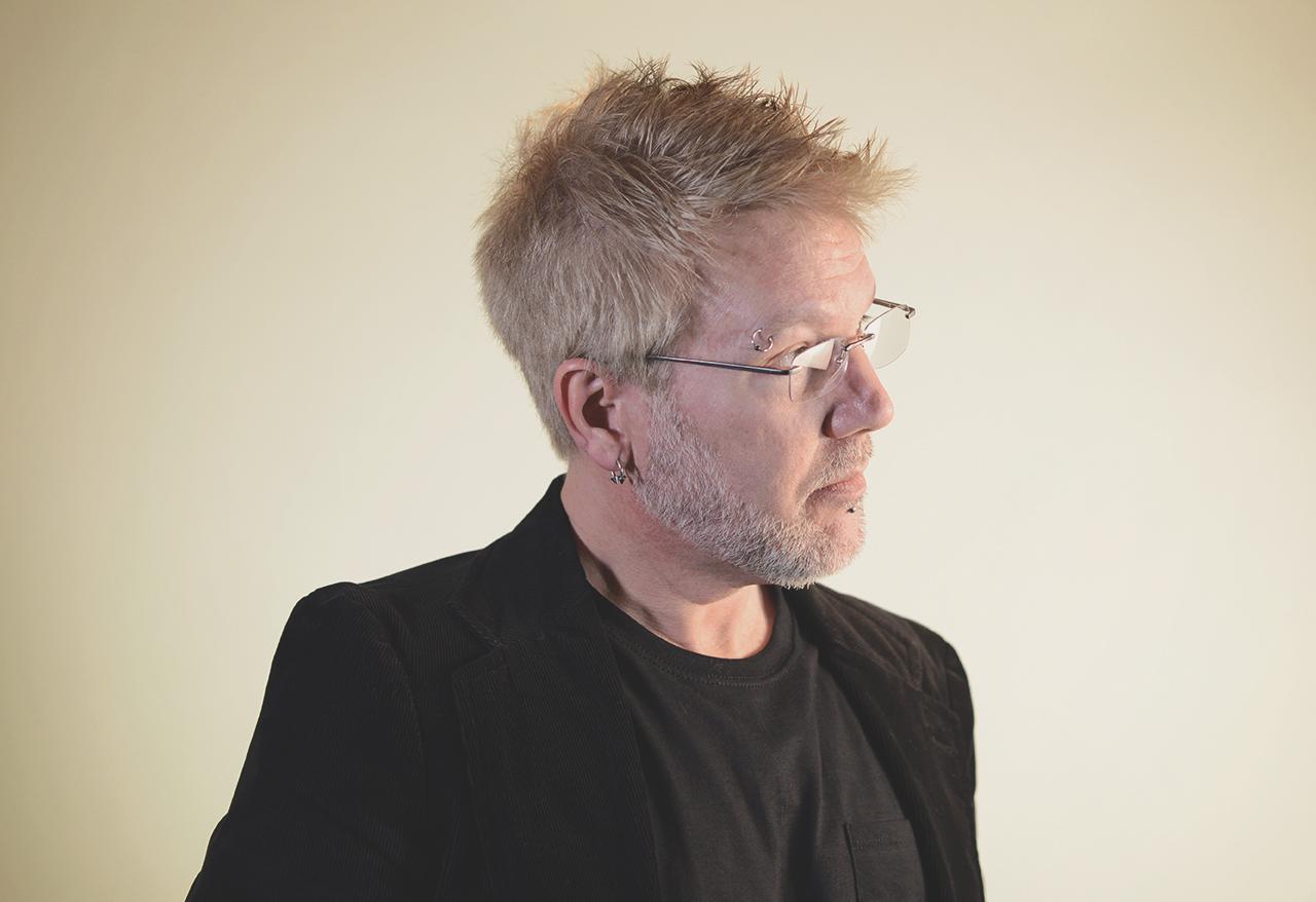 portrait of Marc Goodinson