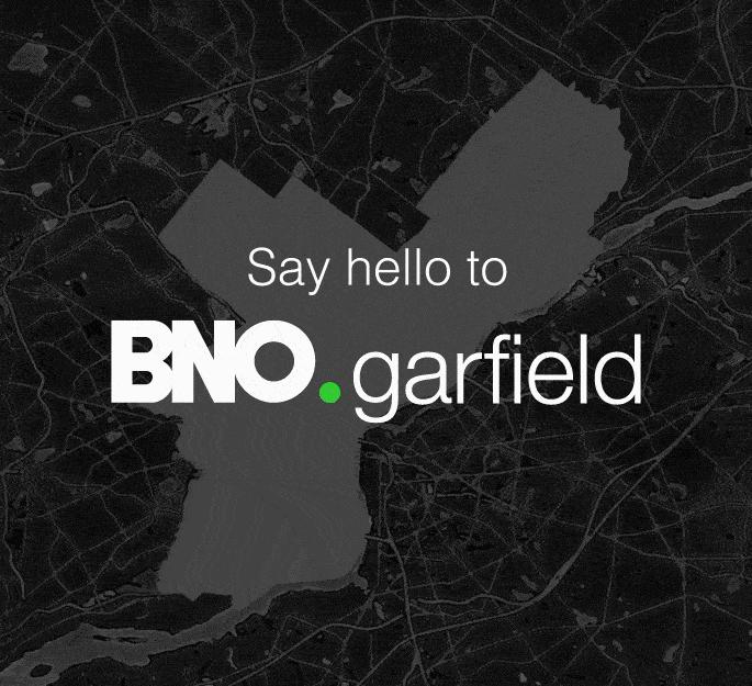 Say hello to BNO Garfield